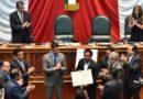 Entregará Legislatura Facsímil de la constitución local de 1917 a los 125 municipios mexiquenses