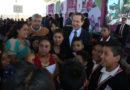 Destaca Eruviel Ávila que el Edoméx cuenta con 40 mil nuevos alumnos de educación básica