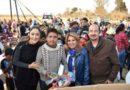 Organiza Karina Bastida festejos por el día de reyes  En Metepec, Mexicaltzingo y Chapultepec