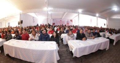 Concluye el PRI Estatal evaluación de militantes sobre sus documentos básicos