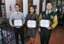 Estudiantes UAEM son reconocidos con Premio Municipal del Deporte 2017