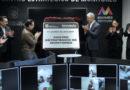 Inauguró Alfredo del Mazo centro de monitoreo que evitará corrupción en trámite de licencias de conducir