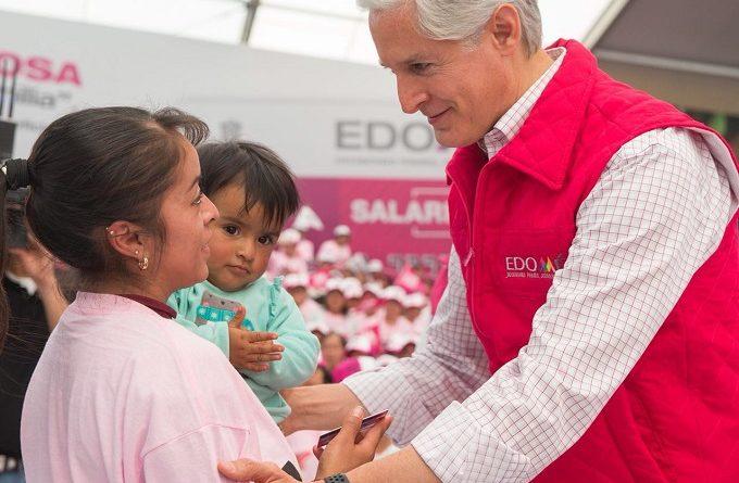 Salario Rosa permitirá que amas de casa reciban capacitación para emprender proyectos productivos