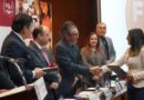 FGJEM da reconocimientos a hijos de policías fallecidos en cumplimiento de su deber