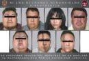 Asegura la fiscalía estatal a siete sujetos investigados por un robo a una tienda departamental en Ecatepec
