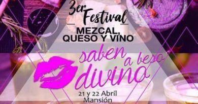 """Una fiesta de sabores en Tepotzotlán te espera con su """"3er Festival de Mezcal, Queso y Vino"""""""